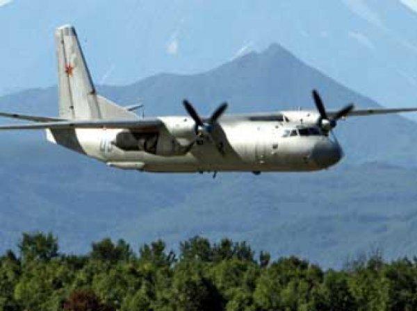 В Бангладеш разбился грузовой Ан-26 с россиянами на борту