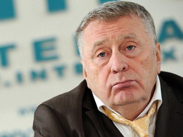 Жириновский рассказал о будущем Европы