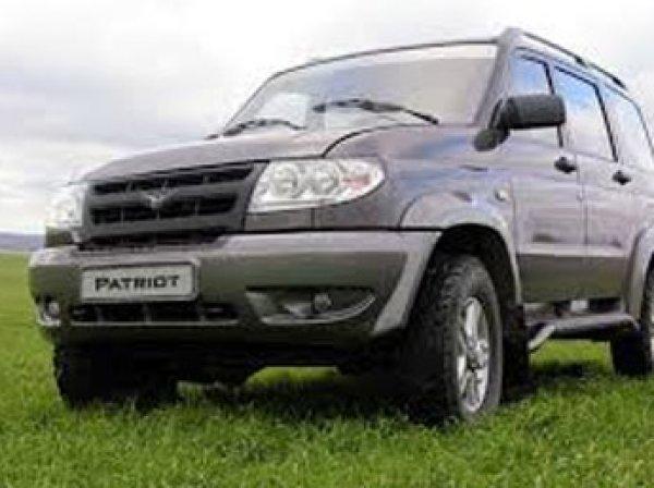 «УАЗ Патриот» впервые вошел в топ-25 самых популярных в России машин