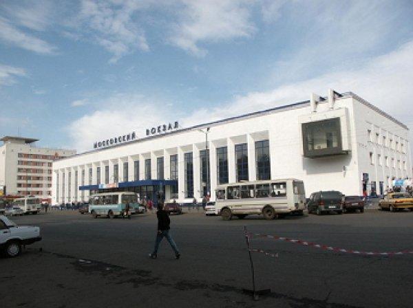 Неизвестный кинул гранату на вокзале в Нижнем Новгороде