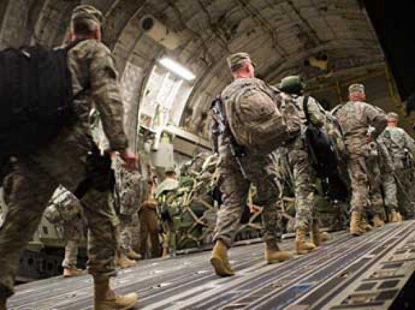 СМИ узнали о строительстве двух военных баз США в Сирии