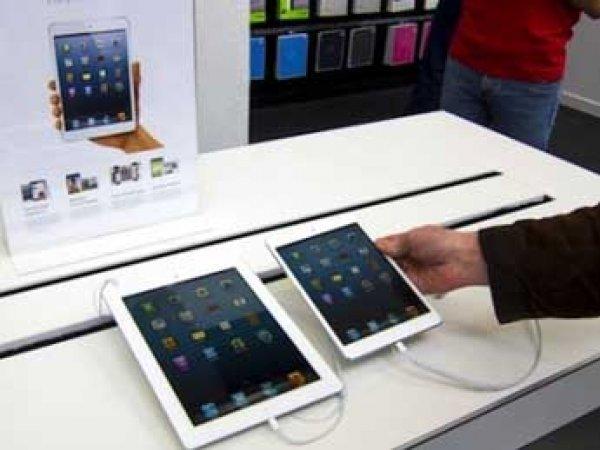 Новая версия iOS «убила» планшеты iPad