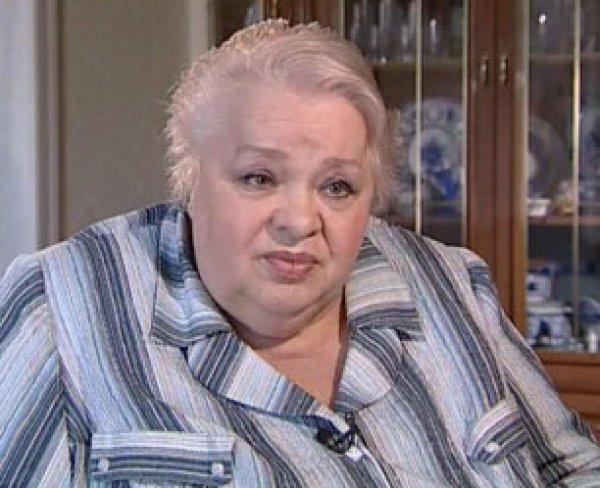 Наталья Крачковская умерла в Москве