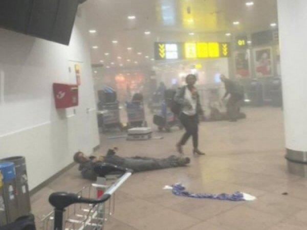 Взрывы в Брюсселе 22 марта 2016: погибли 34 человека, 136 пострадали (ФОТО, ВИДЕО)