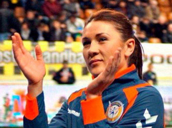 Украинская гандболистка Манагарова стала гражданкой РФ