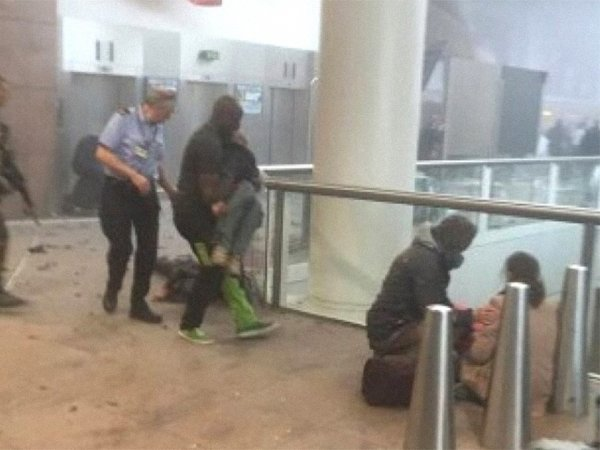 СМИ: исполнителями терактов в Брюсселе могли стать выходцы из Белоруссии