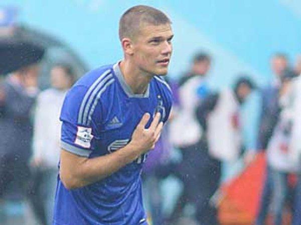 Футболист сборной России Денисов попал в больницу в Париже