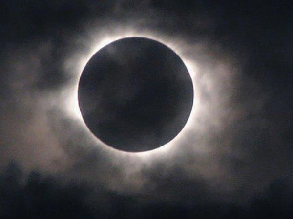 Затмение 2016: смотреть онлайн эффектные кадры 9 марта 2016 можно в Instagram NASA (ВИДЕО)