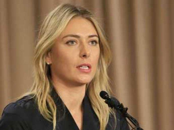 ООН лишила Шарапову статуса посла доброй воли из-за мельдония