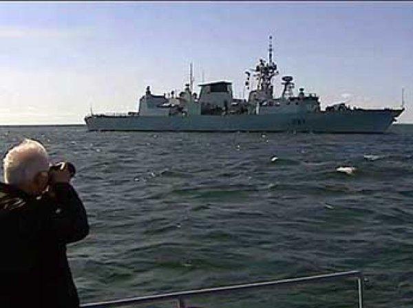 СМИ: Турция не пустила корабли НАТО на свою территорию