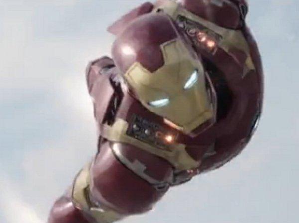 """Опубликован первый трейлер """"Первый мститель 3: Противостояние"""""""