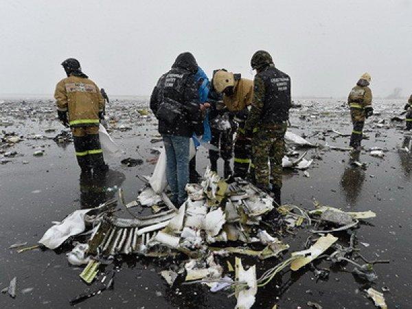 Крушение самолета в Ростове-на-Дону могло произойти из-за случайно нажатой пилотом кнопки