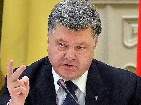 Петр Порошенко во второй раз стал дедушкой