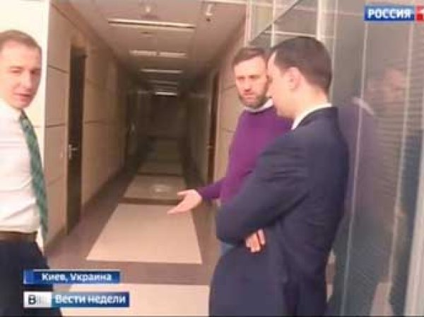 Киселев пообещал показать продолжение фильма про Навального
