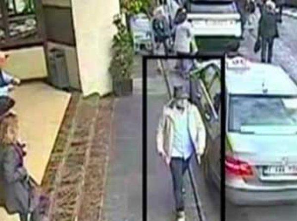 В Брюсселе обнародовано новое видео с террористом «в шляпе» (видео)