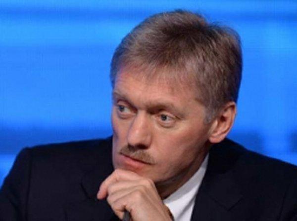 """Путин наказал Пескова после """"прямой линии"""""""