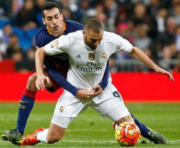 """Барселона"" - ""Реал"" Мадрид, счет 1:2: обзор матча, видео голов (ВИДЕО)"