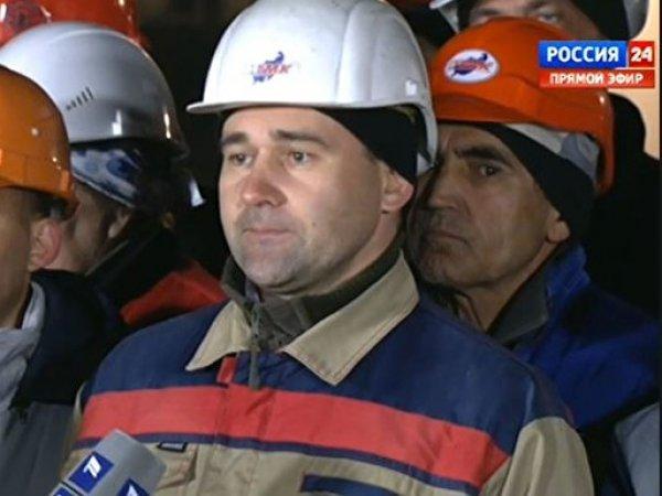 """СМИ сообщили об аресте обращавшегося к Путину строителя космодрома """"Восточный"""""""