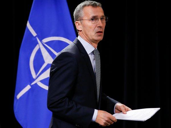 Столтенберг: НАТО не заинтересовано в конфронтации с Россией