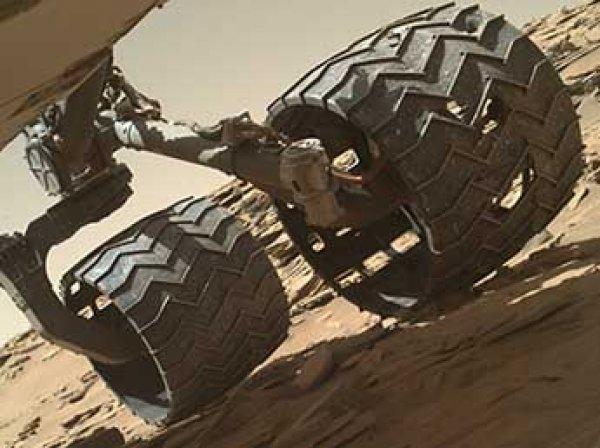 Curiosity передал на Землю панораму миллиардов лет истории Марса