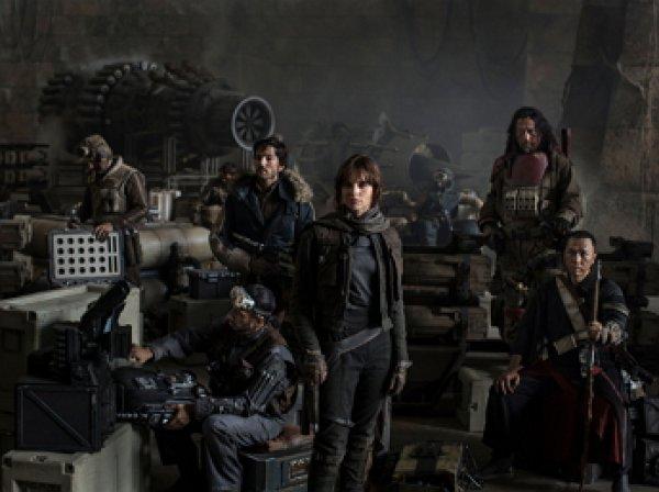 Опубликован первый трейлер фильма «Звёздные войны: Изгой»