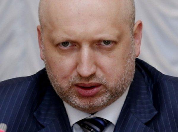 Турчинов: Россия не продержалась бы и 4 дня в войне с Украиной