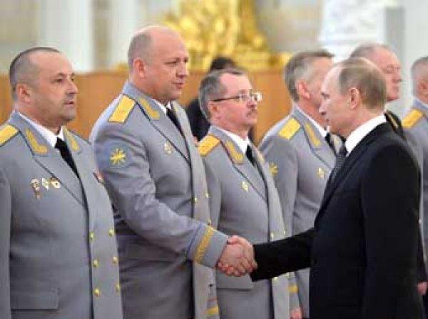 Путин сообщил о поимке ФСБ 80 иностранных агентов в России