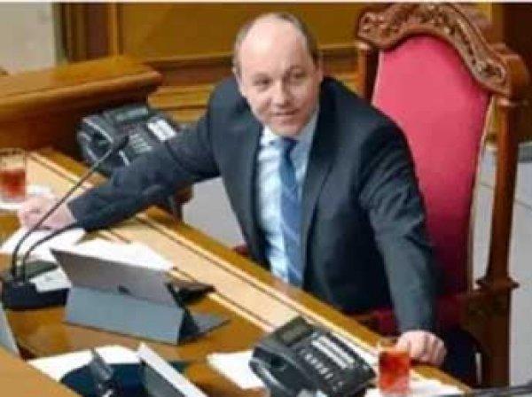 Новый спикер Рады Украины выступил за визовый режим с Россией
