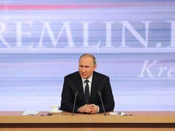 «Прямая линия» с Владимиром Путиным пройдет 14 апреля 2016: начался прием вопросов у россиян
