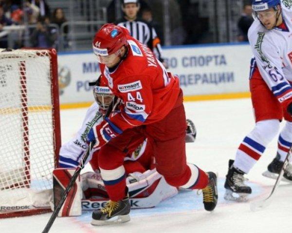 Россия - Финляндия, хоккей, Евротур, счет 2:3: обзор матча, видео голов (ВИДЕО)