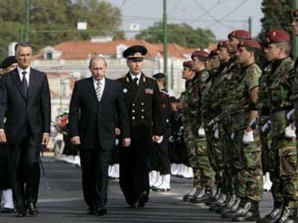 Эксперты Stratfor: Путин создал Нацгвардию для защиты от госпереворота