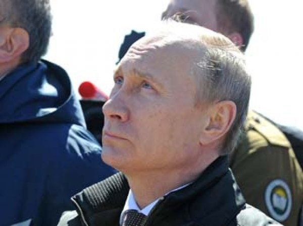 Путин объявил выговоры Рогозину и Комарову из-за отмены запуска с Восточного