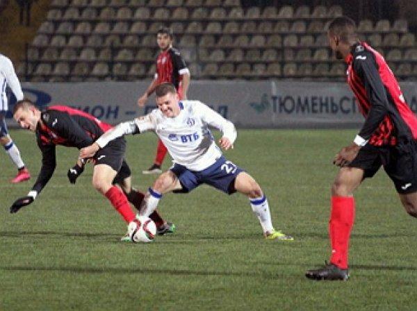 «Динамо» - «Амкар», счет 0:0:  обзор матча, видео голов (ВИДЕО)