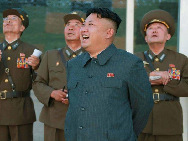 СМИ: КНДР отметит день рождения Ким Ир Сена запуском ракеты