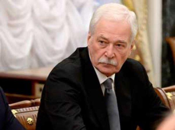 Путин исключил Грызлова из состава Собвеза