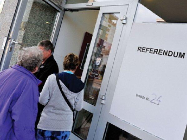 Нидерланды опубликовали окончательные итоги референдума по Украине и ЕС