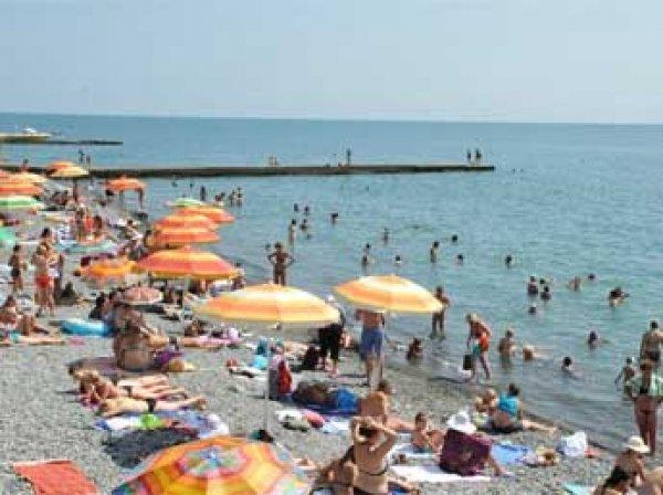 Ростуризм: мест в Сочи и Крыму на всех не хватит