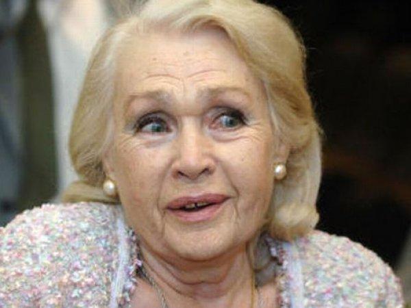 В Москве умерла народная артистка РСФСР Нина Архипова