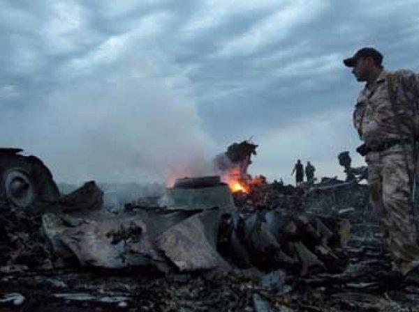 ВВС о крушении на Донбассе: украинский истребитель мог сбить малайзийский Boeing