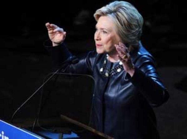 Хиллари Клинтон пообещала заставить Китай уважать США и «ходить по струнке»