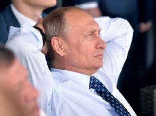 Житель Саратовской области подал иск в суд об отстранении Путина от должности
