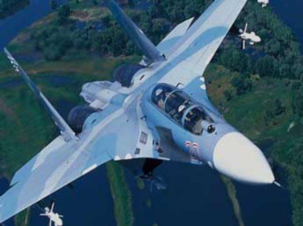 Пентагон увидел провокацию в «бочке» российского Су-27 над Балтикой