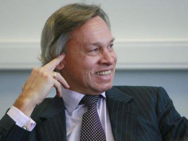 """Пушков высмеял решение Moody's по """"мусорному"""" рейтингу России"""