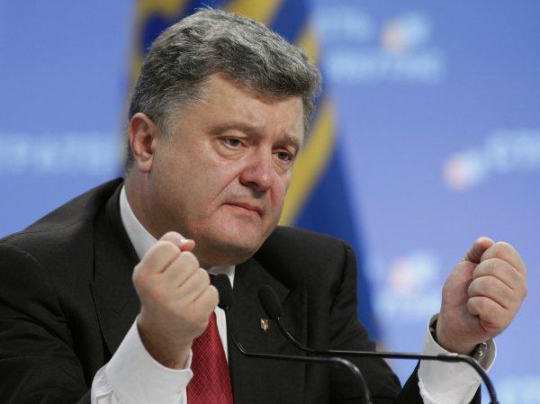 В Киеве заявили о фабрикации интервью Порошенко для NYT
