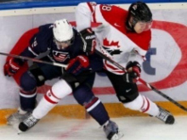Канада - США, счет 4:3: обзор матча, видео голов (ВИДЕО)