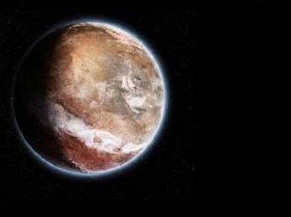 Астрономы нашли подо льдами Марса древние объекты