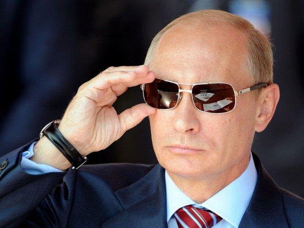 Путин не стал поздравлять президентов Грузии и Украины с Днем Победы