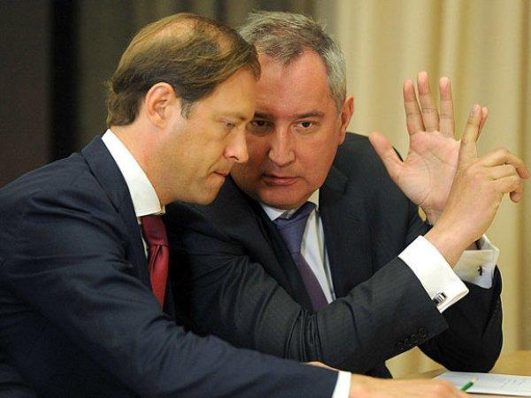 Рогозин признал, что Россия не догонит США в космической гонке