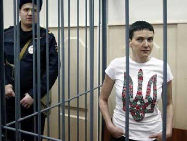 """""""Я возмущена до предела!"""": Савченко отказалась подписывать документы на экстрадицию на Украину"""