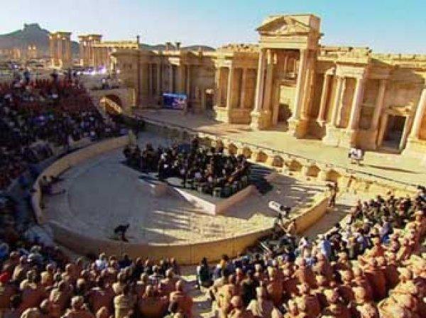 Глава МИД Британии назвал концерт Гергиева в Пальмире безвкусицей